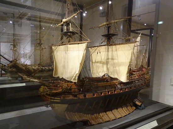 the gallery of old sailing ships picture of museo di palazzo