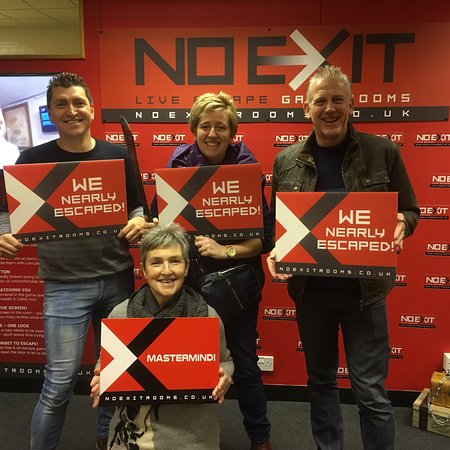 No Exit Live Escape Game Rooms Bolton 2019 All You