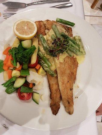 Illovo, جنوب أفريقيا: Again amazing food