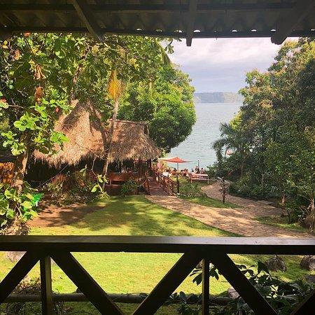 Laguna de Apoyo: A view from the lodge