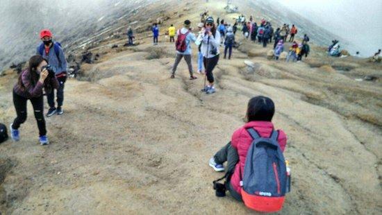 Bondowoso, Indonesia: MOUNT iJEN
