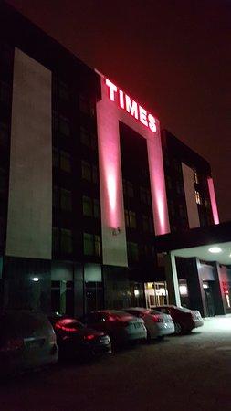 Grand Times Hotel: L'hôtel