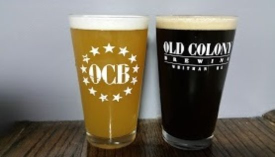‪‪Whitman‬, ماساتشوستس: Old Colony Brewing Bedford St (Route 18) Whitman Ma ‬