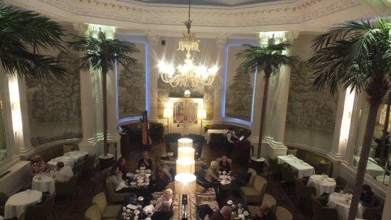 The Balmoral Hotel: Comedor