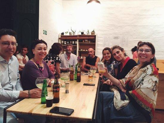 Raspados Barbara - Bar (Shave ice bar): Salud!