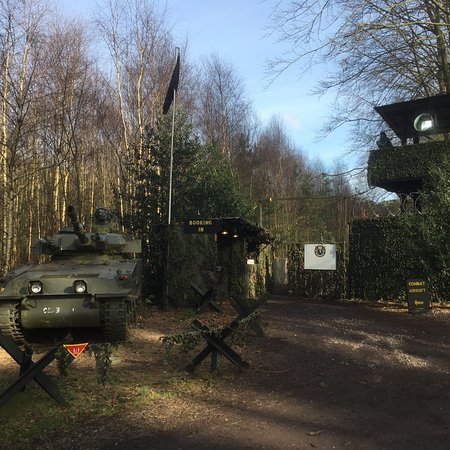 Thetford, UK: Combat Airsoft