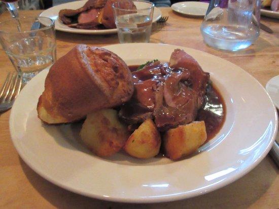 The Royal Oak Inn: Sunday roast