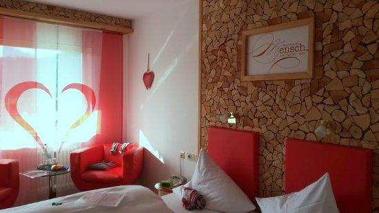 Schenkenzell, Tyskland: Sehr ansprechende Zimmer Einrichtung
