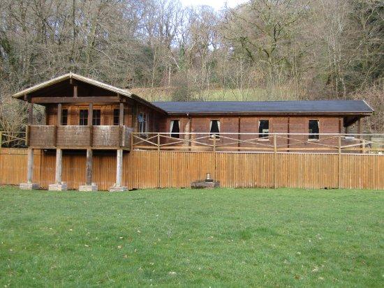 Oakfordbridge, UK: Valley Lodge
