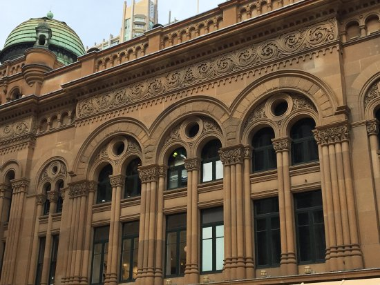 Queen Victoria Building (QVB): Exterior View