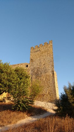 Castelo de Palmela: castle tower
