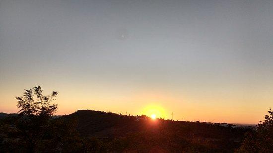 Castelo de Palmela : sunset