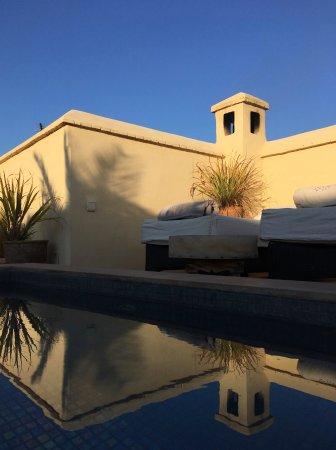 Riad Camilia: February is a treat....