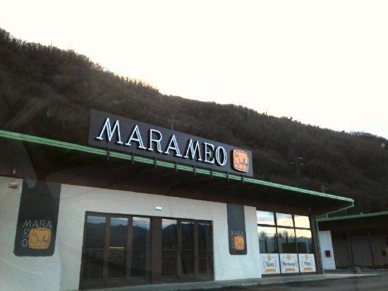 Fornaci di Barga, İtalya: Marameo