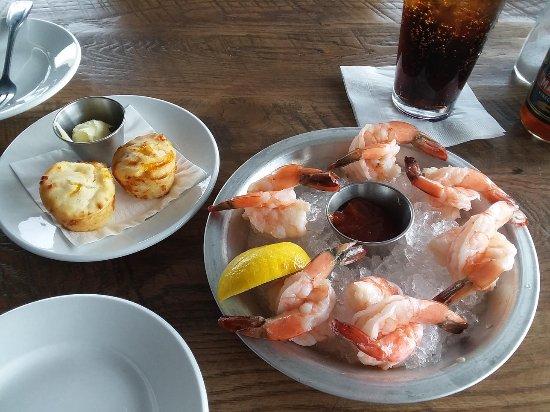 Fulton, MD: shrimp appetizer