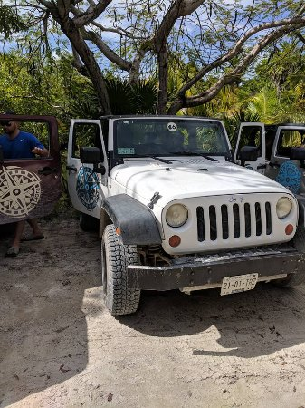 Costa Maya Jeep Safari