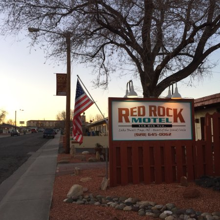 Red Rock Motel: photo0.jpg