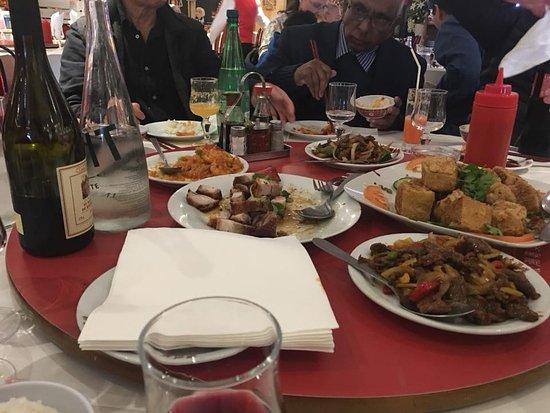 Chine Massena: divers plats