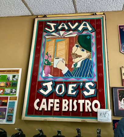 Java Joe's Corner Cafe