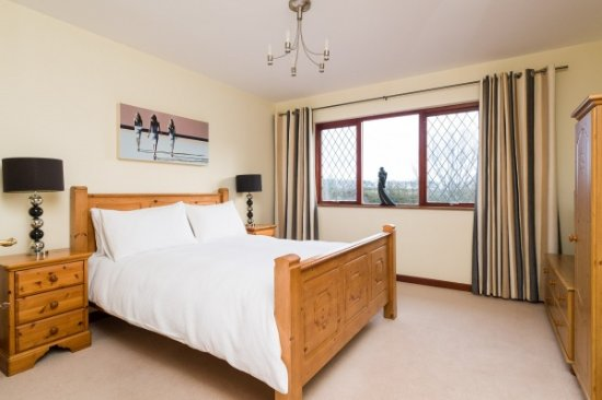 The Retreat Greyabbey Bed & Breakfast: Ground Floor Superior En-Suite Bedroom