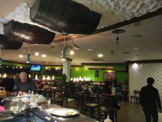 Coslada, España: Foodsano