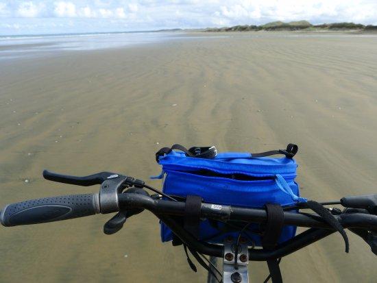 Ahipara, Νέα Ζηλανδία: 90 miles to go.