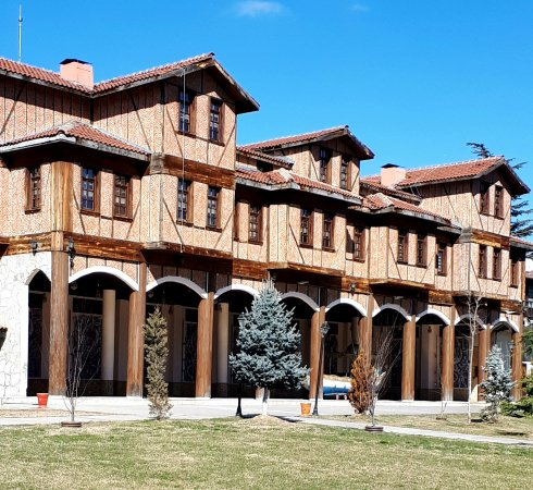 Кастамону, Турция: otel, ne yazık ki kapalı