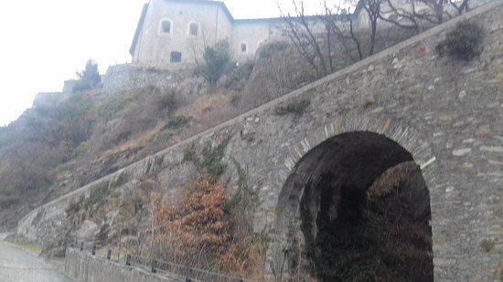 Bard, Italy: Veduta del Forte
