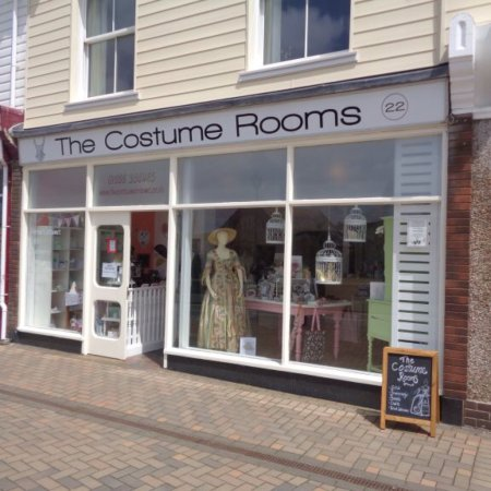The Costume Rooms