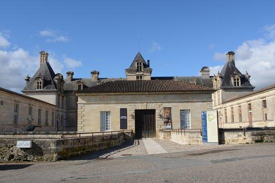 Château ducal de Cadillac