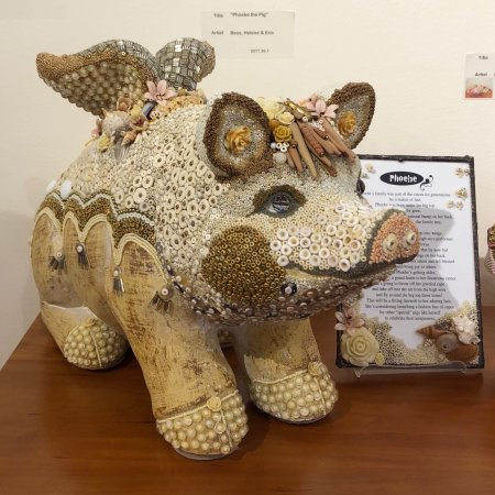 Marietta Museum-Art & Whimsy: Don't miss this delightful place! These are just a few samples of the fun things to see.