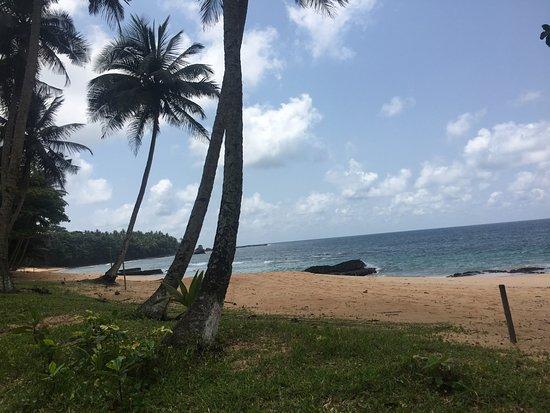 Sao Tome Island, Sao Tome and Principe: praia Jale