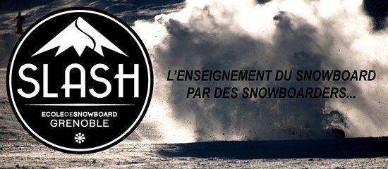 SLASH École de Snowboard