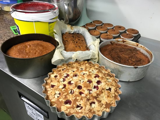 Stedham, UK: A quick morning's baking