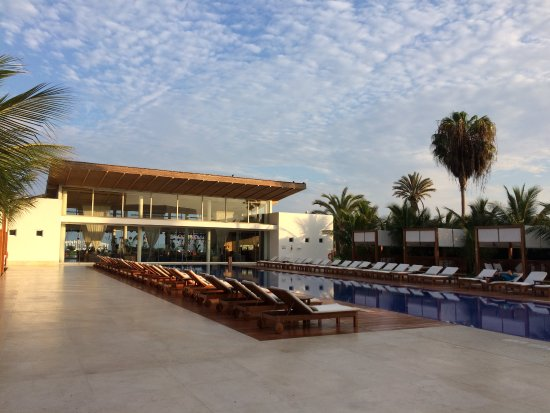 Lindo hotel paracas a luxury collection for Hotel paracas a luxury collection resort pagina oficial