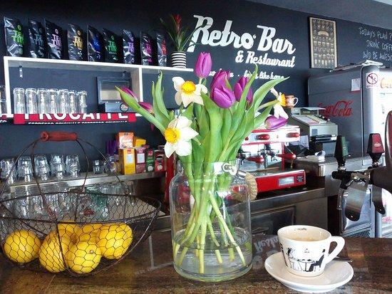 Gradac, Croacia: Retro Bar