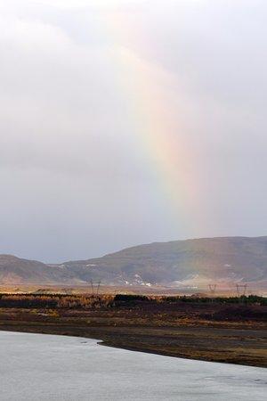 Route du Cercle d'Or : Rainbow