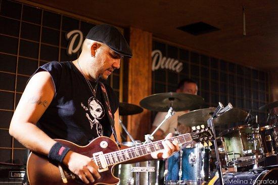 Best Ilaysos bars - Double Deuce Live Stage bar