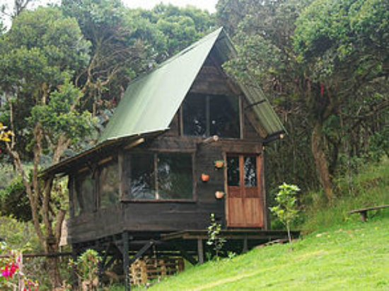 La Calera, Colombia: Cabañas rústicas y ecológicas para que te desconectes de la ciudad