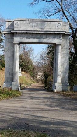Vicksburg National Military Park: Start the Auto Tour
