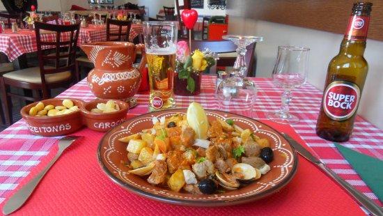 Restaurant Casa Portugaise  Ef Bf Bd Nantes