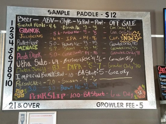 Disgruntled Brewing - Perham Minnesota