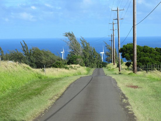 Hawi, HI: A road less travelled
