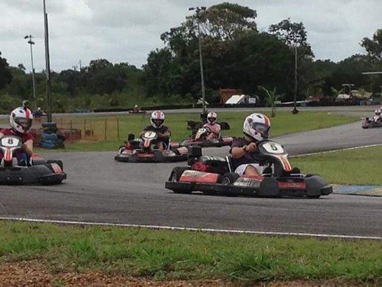 Karting Guyane
