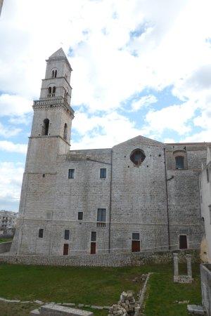 Putignano, Italien: campanile