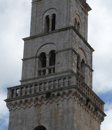 Chiesa Barocca: campanile