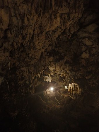 Coban, Guatemala: Grutas de Lanquin - inside the caves