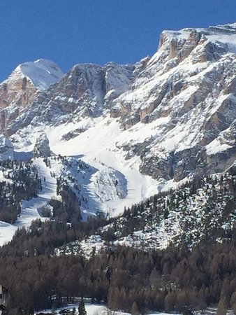 Hotel Alaska Cortina: Tofane