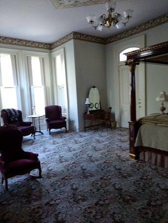 Vevay, IN: Rooms