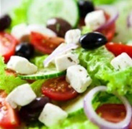 Fresh Salad always(greek,Fatoosh, Garden and as you like it ...